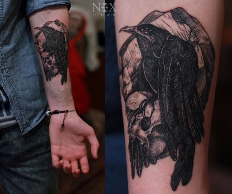 Nevermore by mattynox