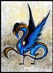 Feather Dragon