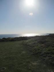 Wilds coasts in Brittany (France) by Eilwenn