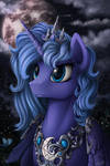 Princess Luna (collab)