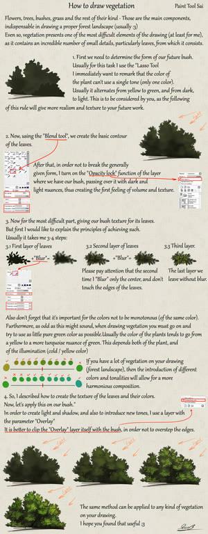 Vegetation ENG