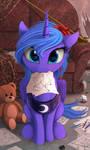 Luna's desire =3