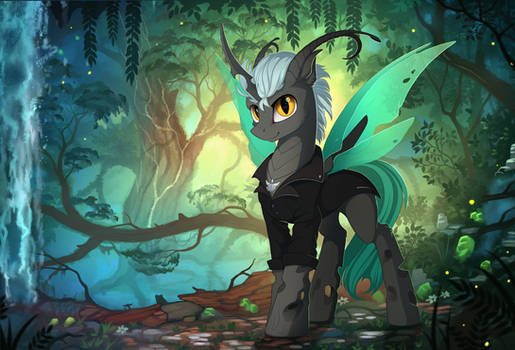 Little Changeling (Patreon reward)