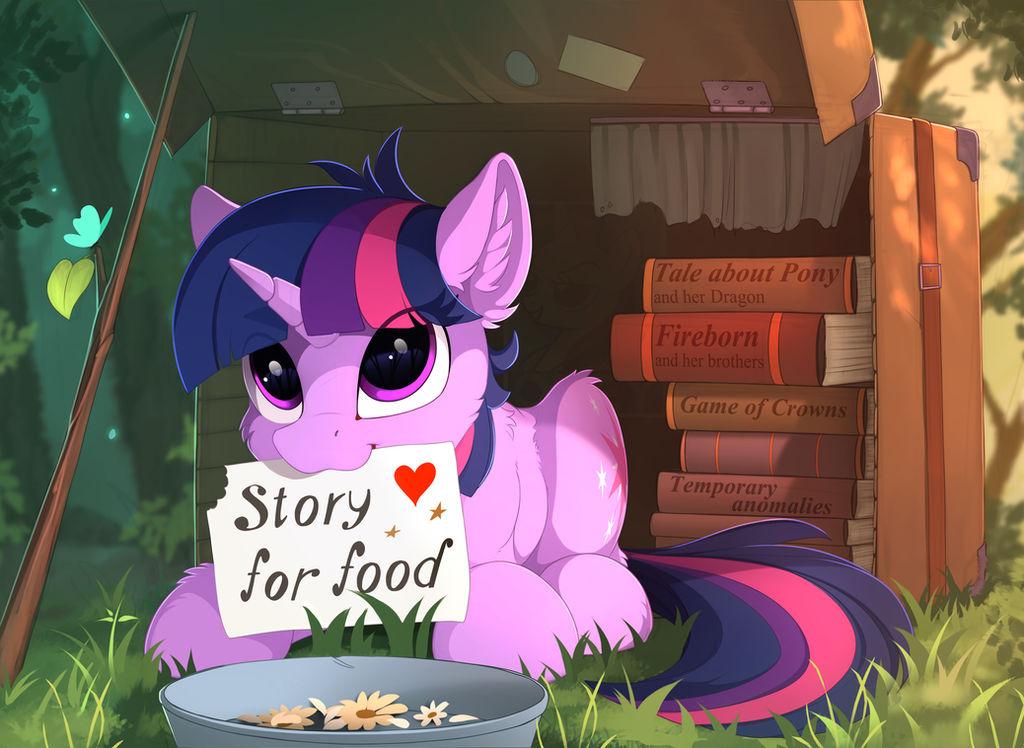 Little storyteller