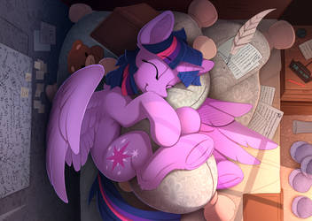 Student's dream by Yakovlev-vad
