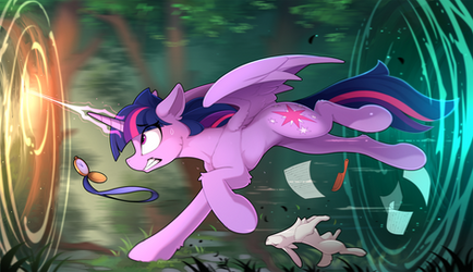 Twilight can't be late