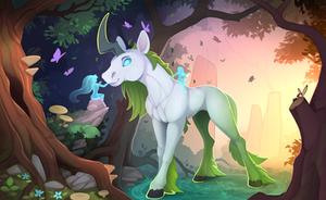 <b>Taming Unicorn</b><br><i>Yakovlev-vad</i>