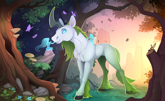Taming unicorn