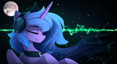 Lunar music by Yakovlev-vad