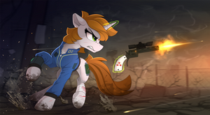 Resistance (Patreon reward) by Yakovlev-vad