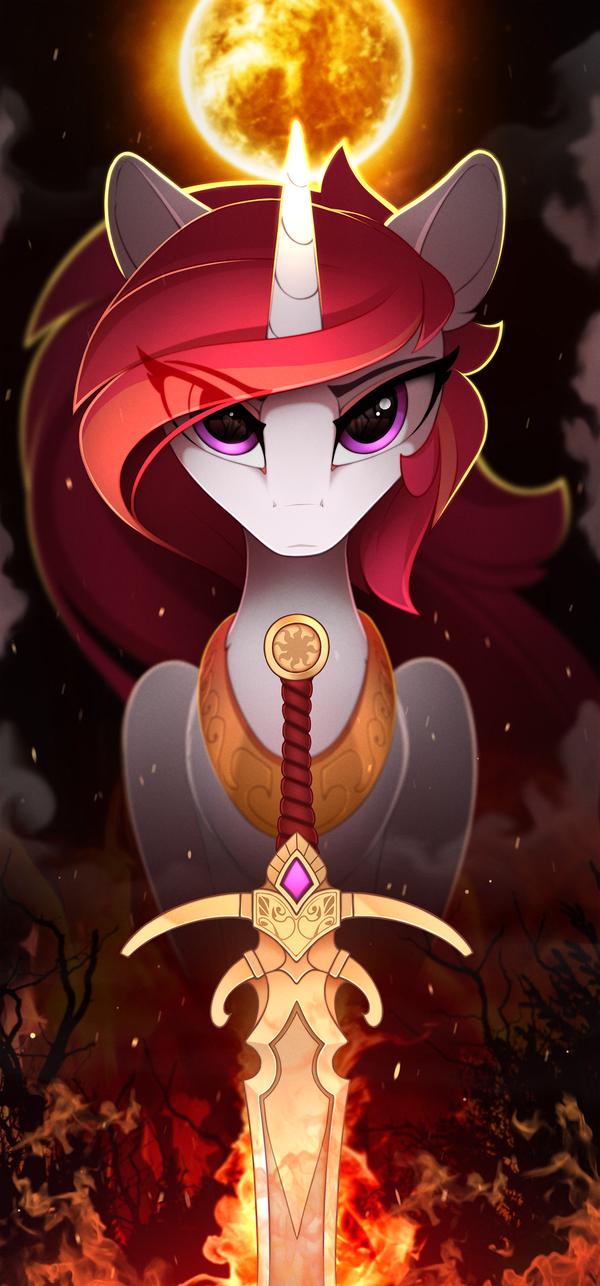 Fire Princess by Yakovlev-vad