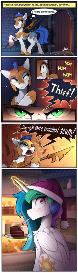 Criminal act