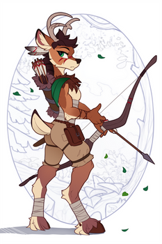Archer Adopt [Closed]