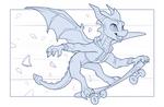 Spyro (Sketch)