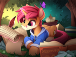 The work has to be done (Patreon reward) by Yakovlev-vad