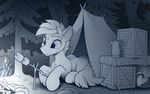 Camping (Patreon reward)