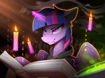 Twilight Witch by Yakovlev-vad