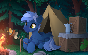 Camping (Patreon reward)