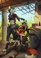 Rustfinders (Collaboration work)