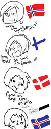 EUROVISION APH: With nordics by SUOMIIIII