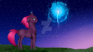 Fireworks Pony