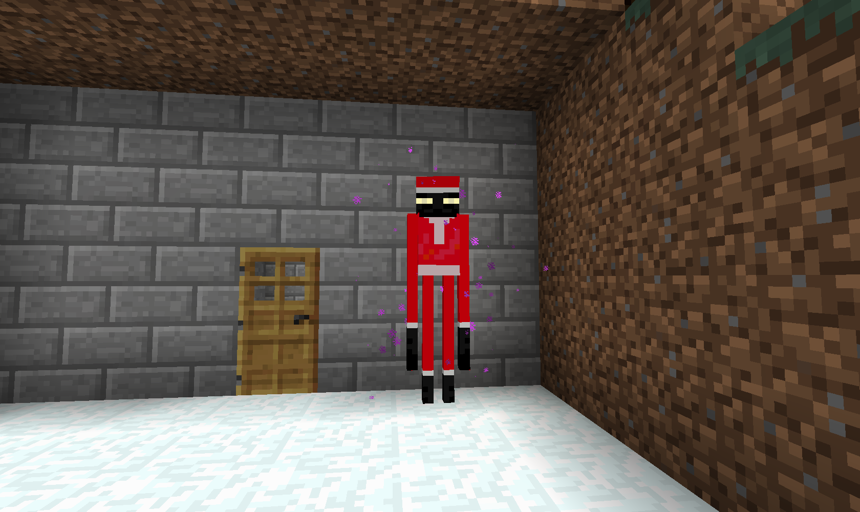 Best Wallpaper Minecraft Christmas - happy_christmas_from_minecraft_by_pokykid-d4jz3hp  Photograph_68890.png