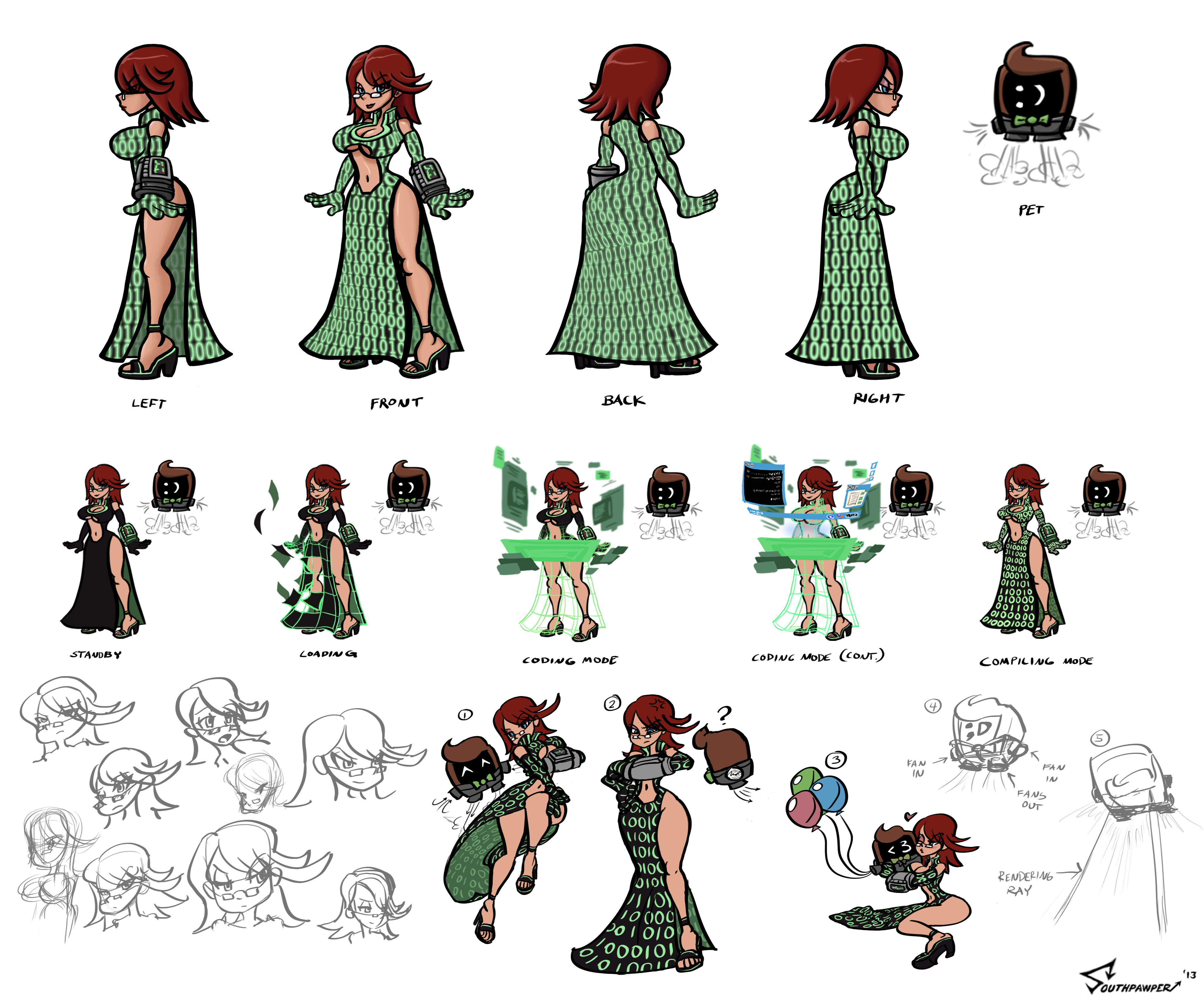 character development of steven wraysford The main character is a  carmela and steven d'amico,  use the fairy skipping ropes again and saves an area of open land from development eleanor.