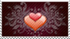 Abstract Heart Stamp by SprntrlFAN-Livvi