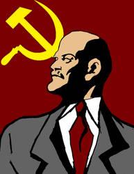 Lenin by TellMeTheBlues
