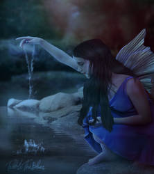 The Water Fairy by TellMeTheBlues