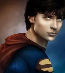 Superman by TellMeTheBlues
