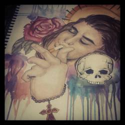 Baby I'm No Saint.. by TellMeTheBlues