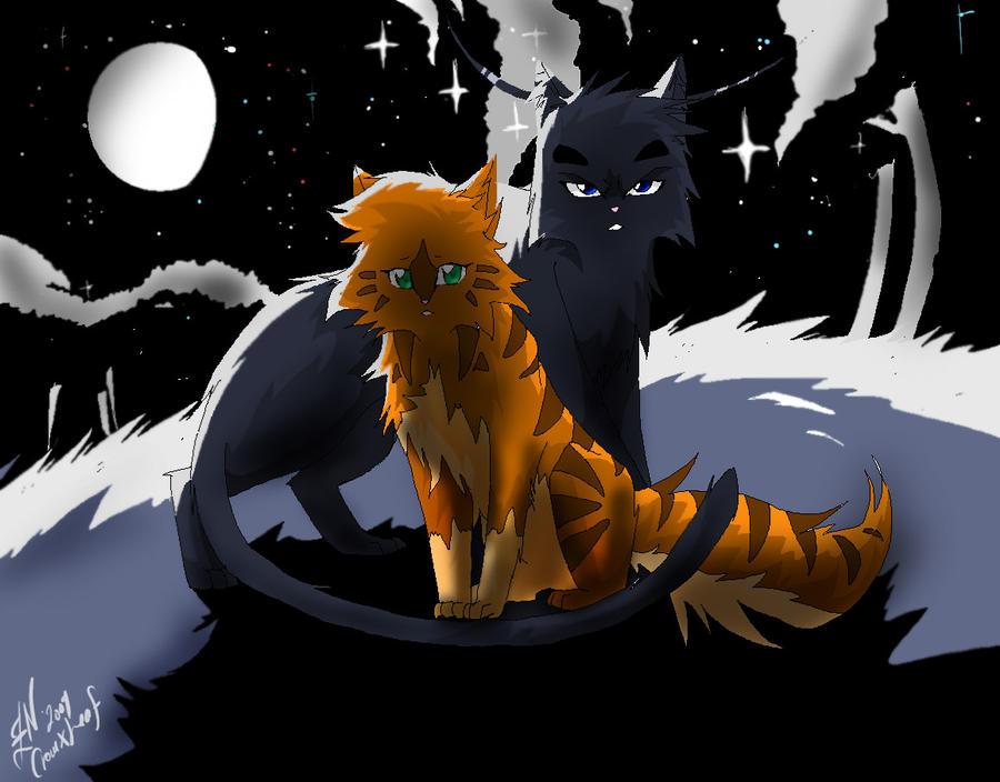 Warrior Cats Squirrelflight Kits Fanfiction