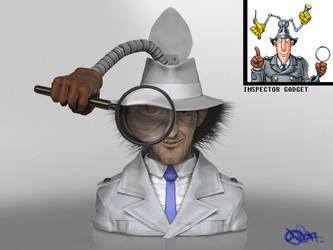 INSPECTOR GANGET 3D