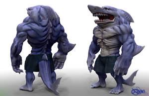 Shark 3D  WIP