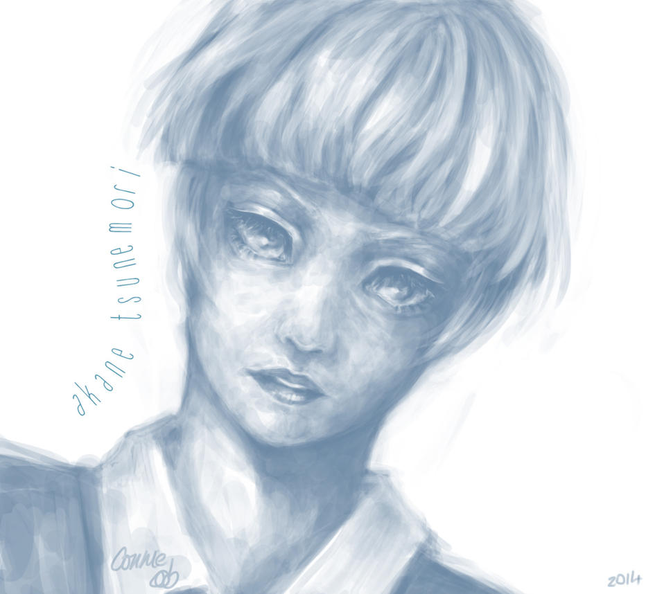 Akane Tsunemori :: Psycho-Pass by candygurrl000