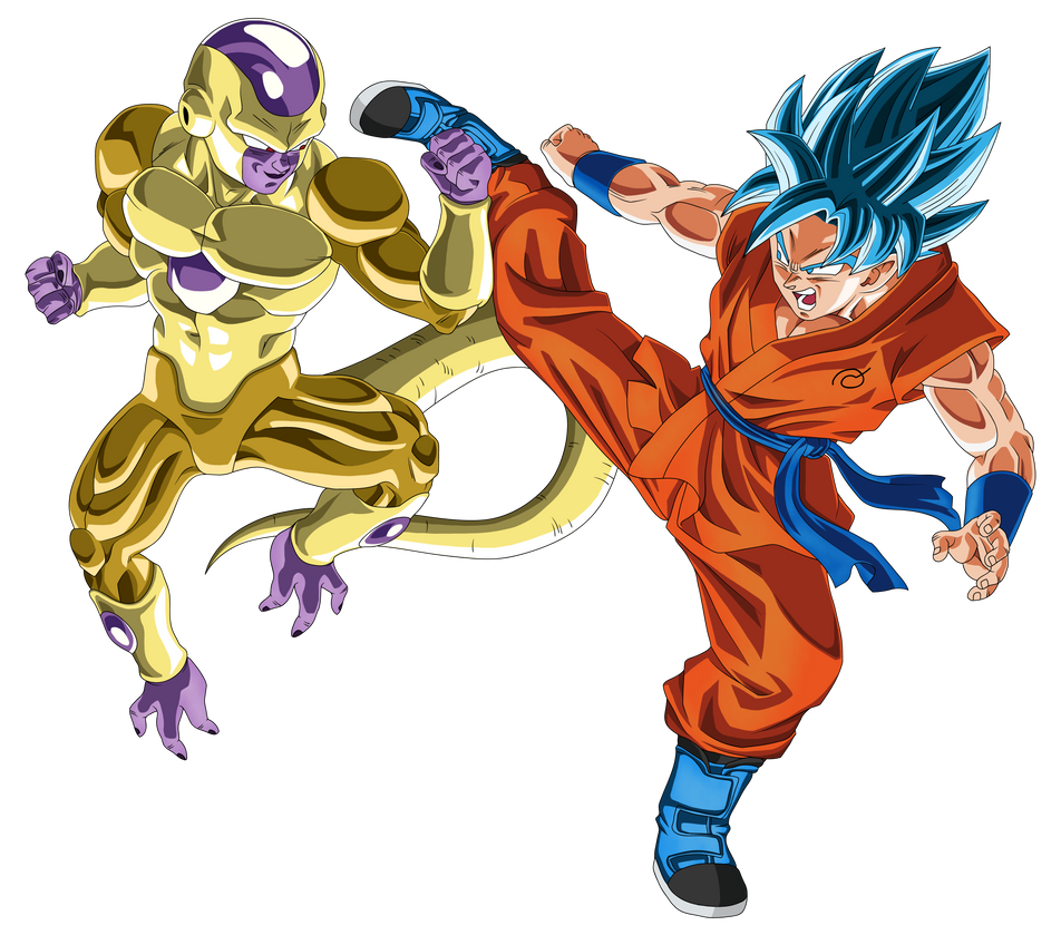Golden Frieza Wiki