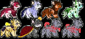 [cash ota] adopt batch! (open, updated) by Skittlesthehusky