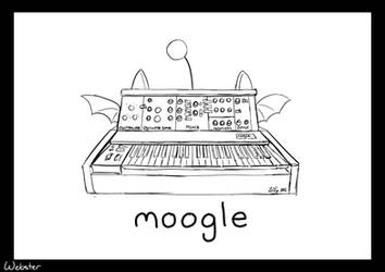 Moog[le] by WebsterLeone