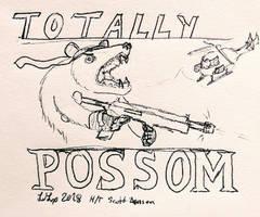 Totally Possom
