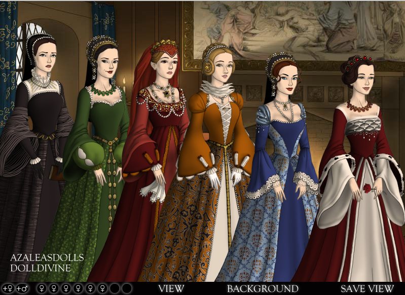 the lives of henry viiis six wives