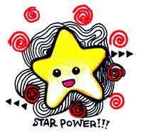 Star Power by Jingmamalulu