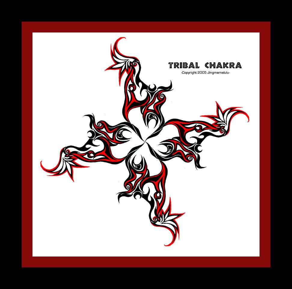 -Tribal Chakra- by Jingmamalulu