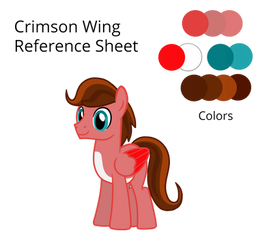 My OC Reference Sheet by xboxlivegb11