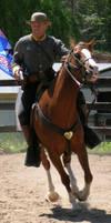 Cowboy Mounted Shooting 31