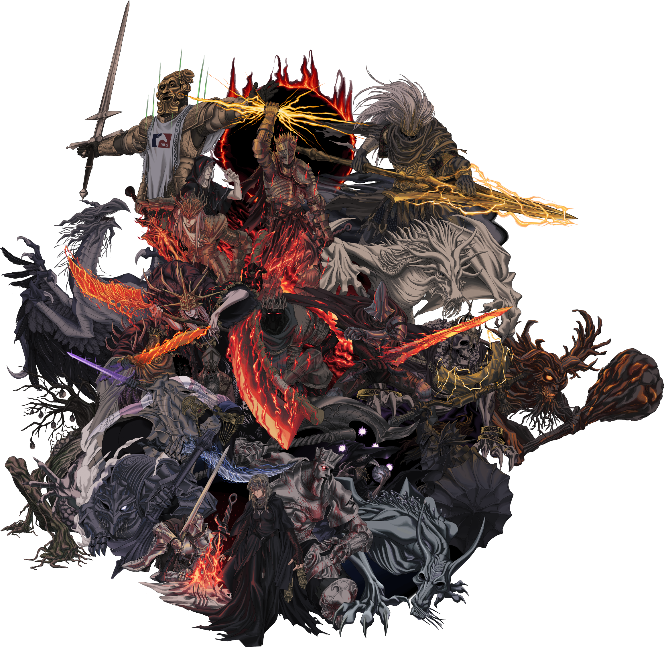Dark Souls III by dragoninstall