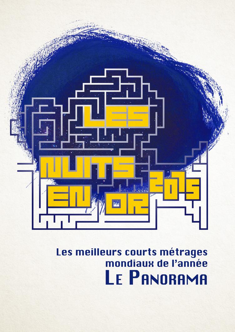 Les Nuits En Or Panorma 2015 by B-VI