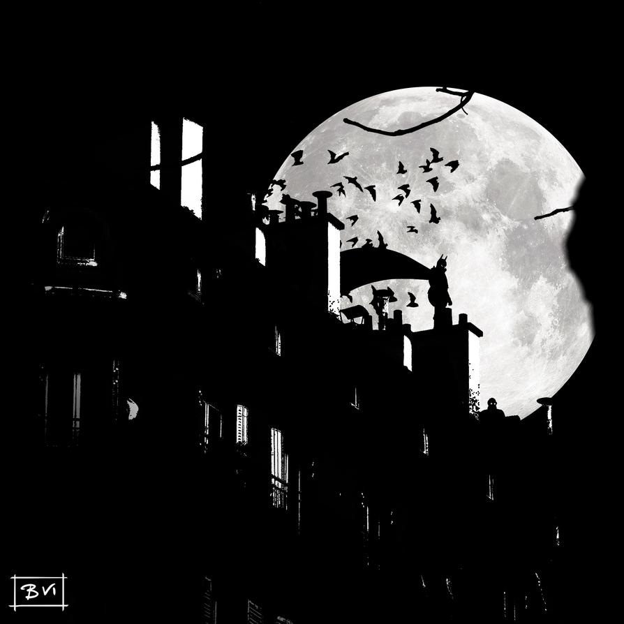 Batcop by B-VI