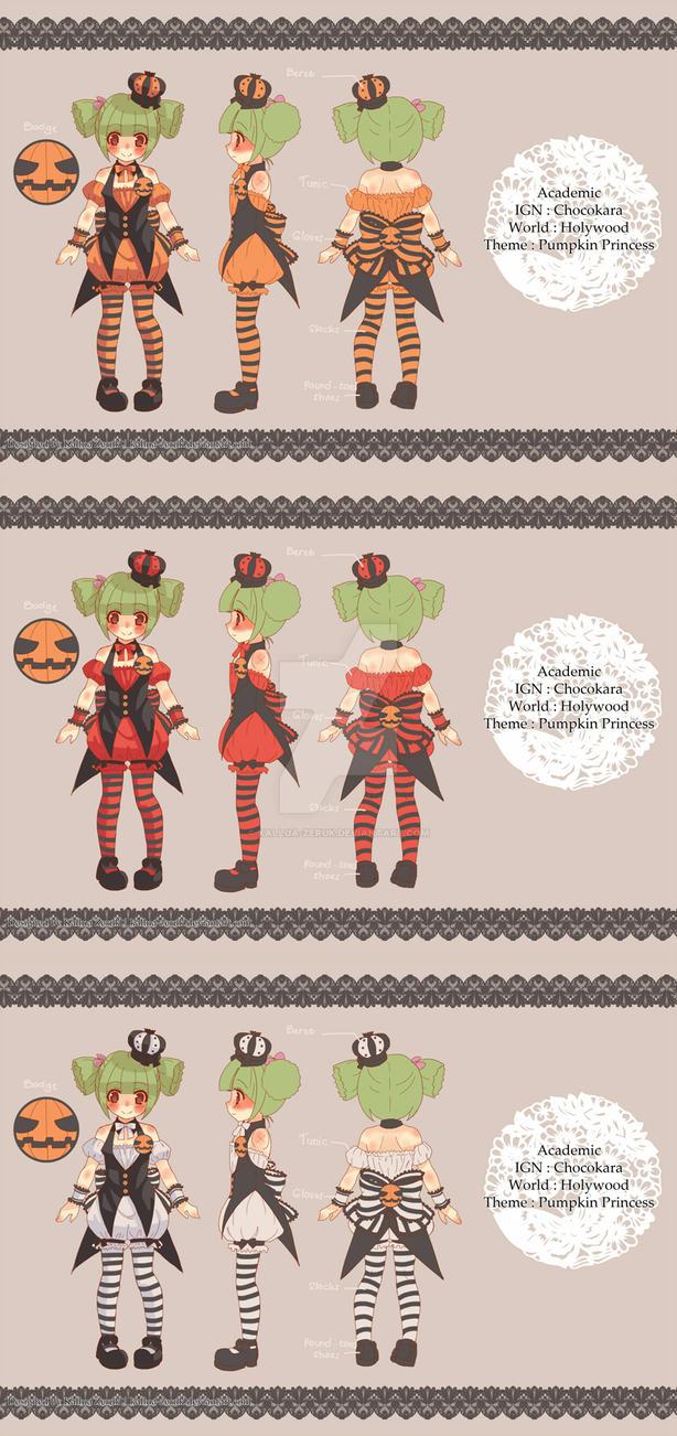 DN : Academic Costume Design 2 by Kallua-Zeruk