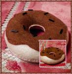 Donut Pincushion